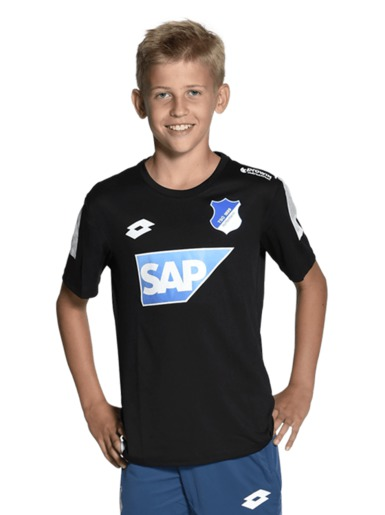 TSG Team Trainingsshirt Schw. Kind 17-18