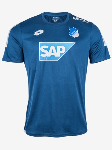 TSG Team Trainingsshirt Blau Kind 17-18