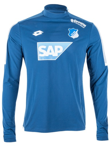 TSG Team Trainingssweat Blau Kind 17-18