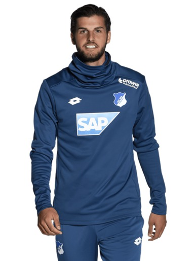 TSG Team Trainingsfleece Blau 17-18