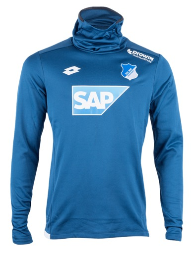 TSG Team Trainingsfleece Blau Kind 17-18