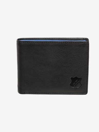 TSG leather wallet contrast