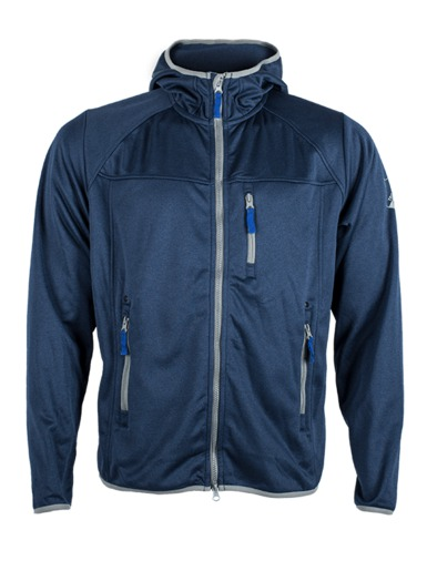 TSG jacket softshell navy