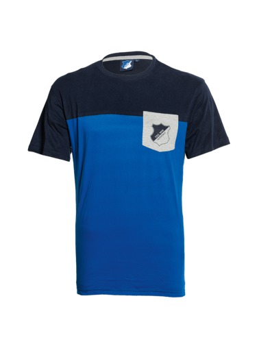 TSG Kinder-Shirt Blau 18/19