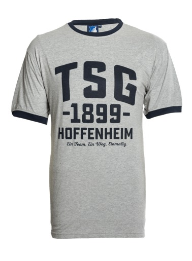 TSG Shirt Grey 18/19