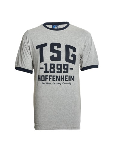 TSG Kinder-Shirt Grau 18/19