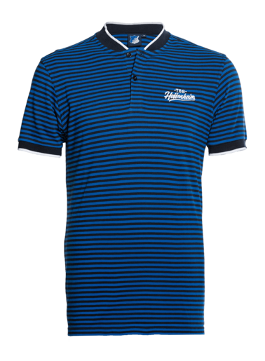 TSG Polo Blue Striped 18/19, XXL, .