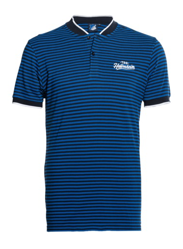 TSG Polo Blue Striped 18/19