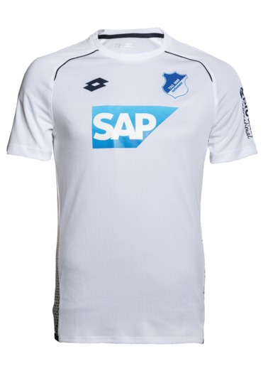 TSG trainingshirt white 18-19