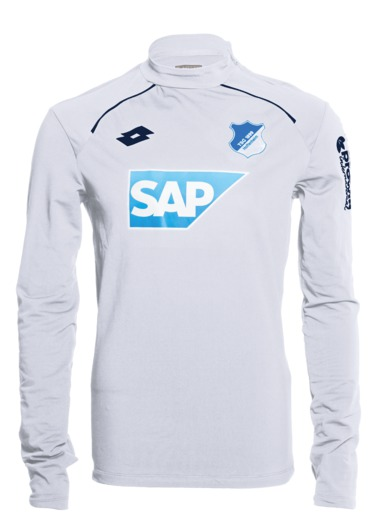 TSG trainingsweat white 18-19
