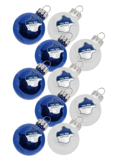 TSG Christmas balls (pack of 10)