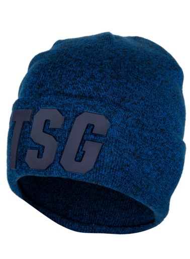 TSG Winter beanie melange blue