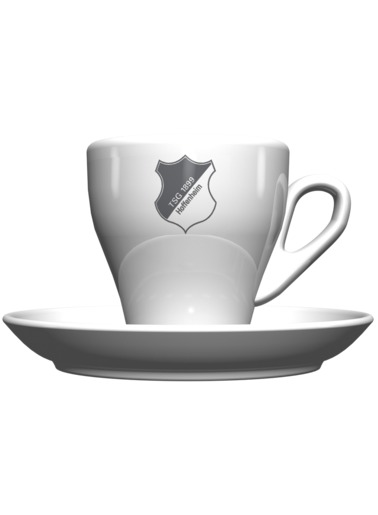 TSG Espresso cup with saucer