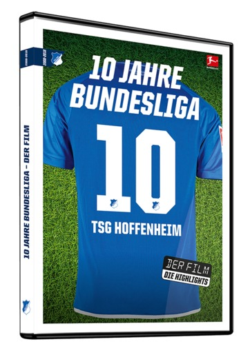 DVD 10 years Bundesliga – the movie