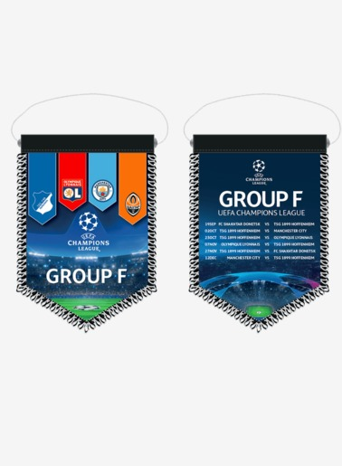 TSG Pennant CL 18/19 Group F