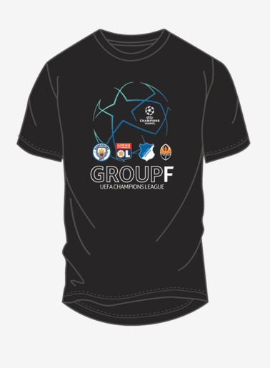 TSG shirt CL 18/19 group F