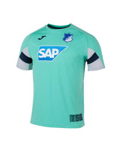 TSG Kinder-Trainingsshirt Mint 19/20