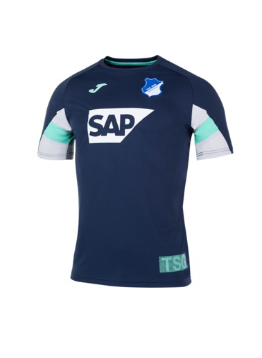 TSG Kinder-Trainingsshirt Navy 19/20