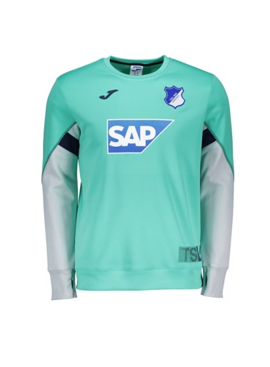 TSG Kinder-Trainingssweat Mint 19/20