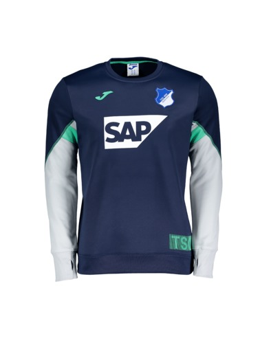 TSG Kinder-Trainingssweat Navy 19/20