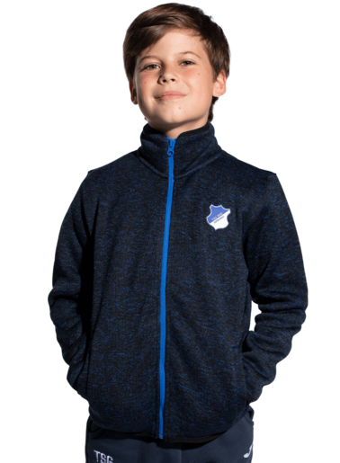 TSG Kids Fleece Jacket Navy 19/2, 164, .