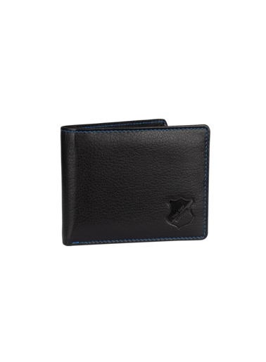 TSG Leather Purse Black