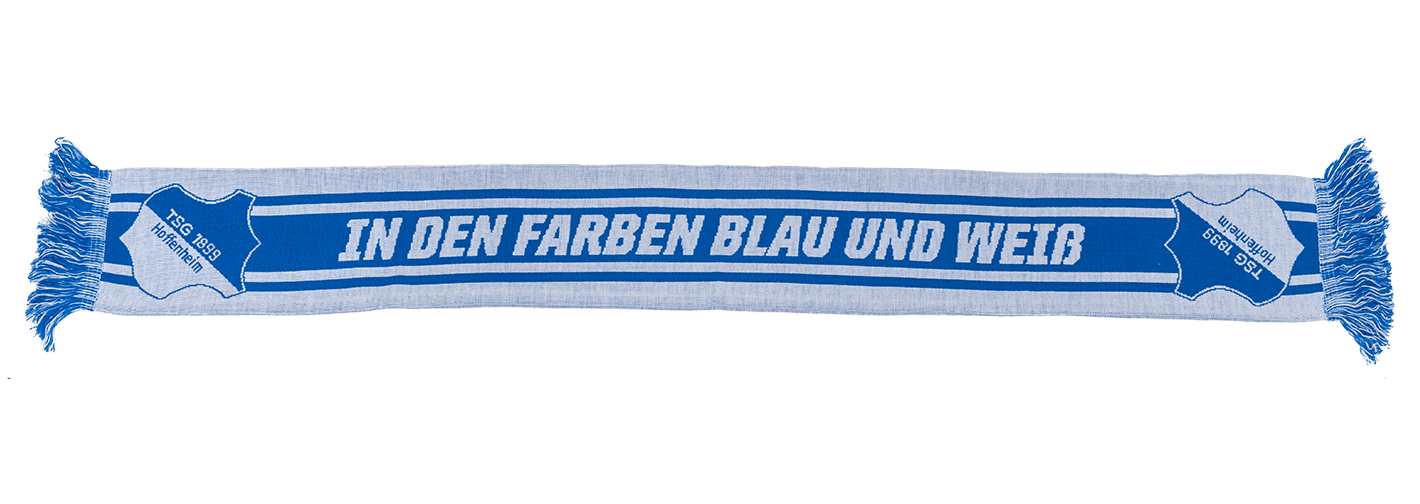 TSG Scarf HD Blue and White