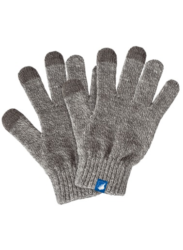 TSG Gloves Touch Grey