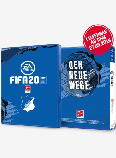 FIFA 20 PlayStation 4 (Release 27.09.19)