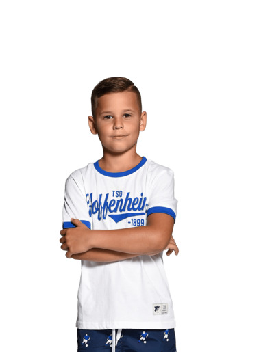 TSG-Kids Shirt White