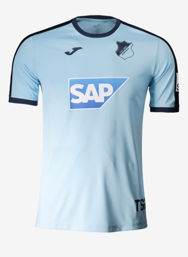 TSG-Trainingshirt Light Blue 20/21