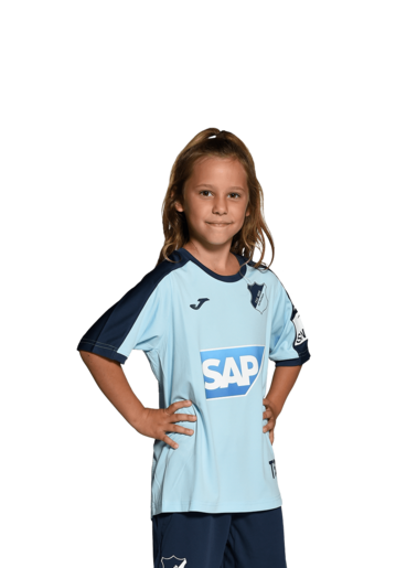 TSG-Kinder-Trainingsshirt Hellbl, 152, .