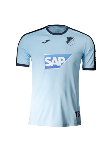 TSG-Kinder-Trainingsshirt Hellblau 20/21