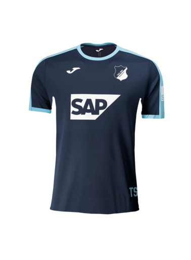 TSG-Kinder-Trainingsshirt Navy 20/21
