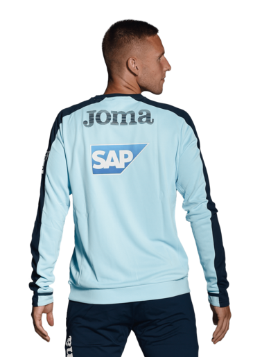 TSG-Trainingsweat Light Blue 20/21, L, .