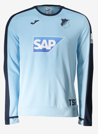 TSG-Trainingsweat Light Blue 20/21