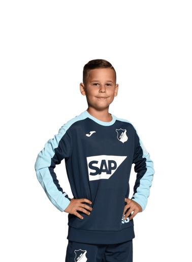 TSG-Kinder-Trainingssweat Navy 20/21