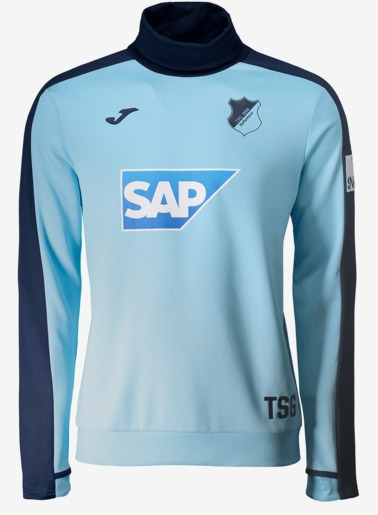 TSG-Trainingfleece Light Blue 20/21