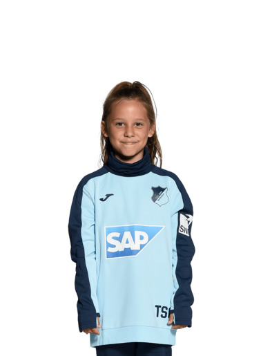 TSG-Kinder-Trainingsfleece Hellbl. 20/21