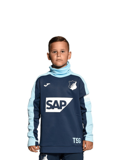 TSG-Kids Trainingfleece Navy 20/21