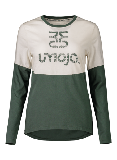 Umoja Women Longsleeve Deep Jungle