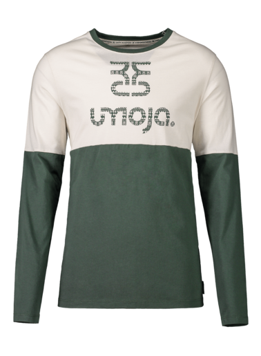 Umoja Men Longsleeve Deep Jungle