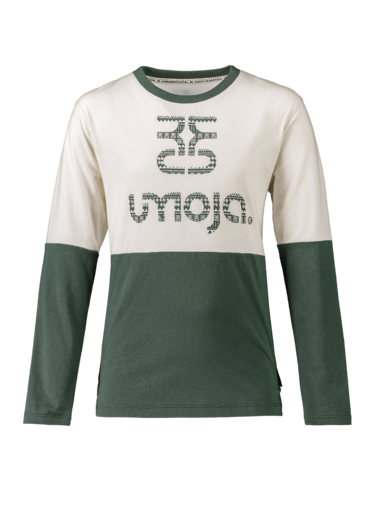 Umoja Kids Longsleeve Deep Jungle