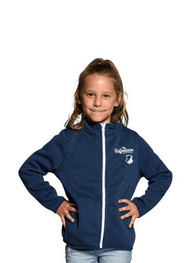TSG-Kinder-Fleece Jacket Blue