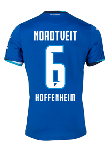 TSG-Jersey Home 20/21, NORDTVEIT 6, 5XL