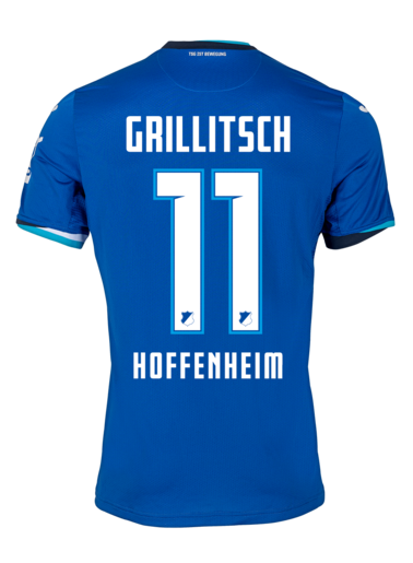 TSG-Trikot Home 20/21, GRILLITSCH 11, XL
