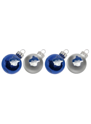 TSG-Glitter Balls Set of 4