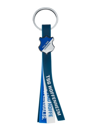 TSG-Key Ring Silicone Stripes