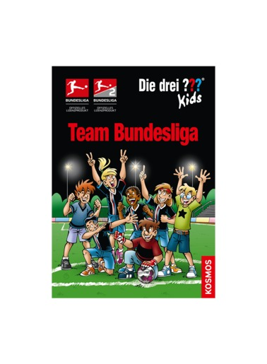 Book Die drei ??? Kids, Team Bundesliga