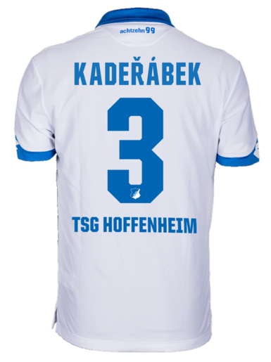 TSG Away-Trikot Kind 1, Kaderabek 3, 116
